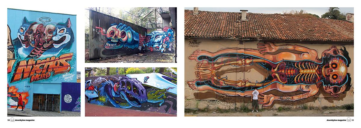 downbylaw_magazine_10_poster_nychos_graffiti