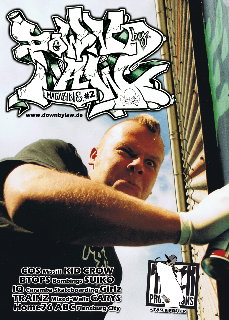 downbylaw_magazine_2_cover_graffiti