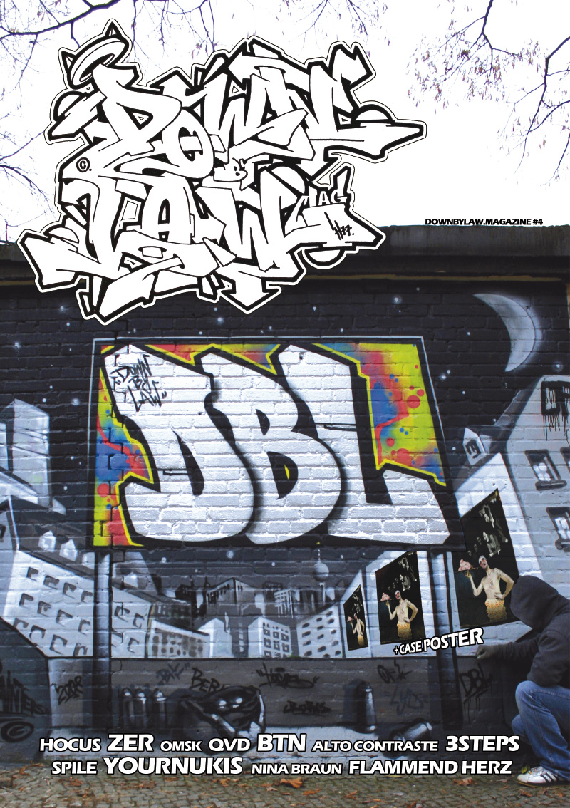 downbylaw_magazine_4_cover_graffiti