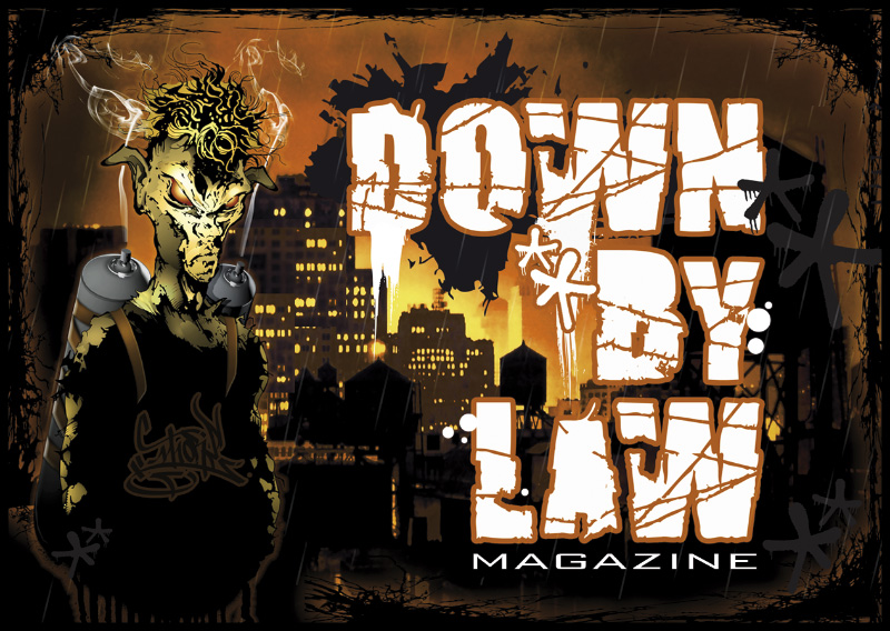 downbylaw_magazine_6_sticker_shor_graffiti