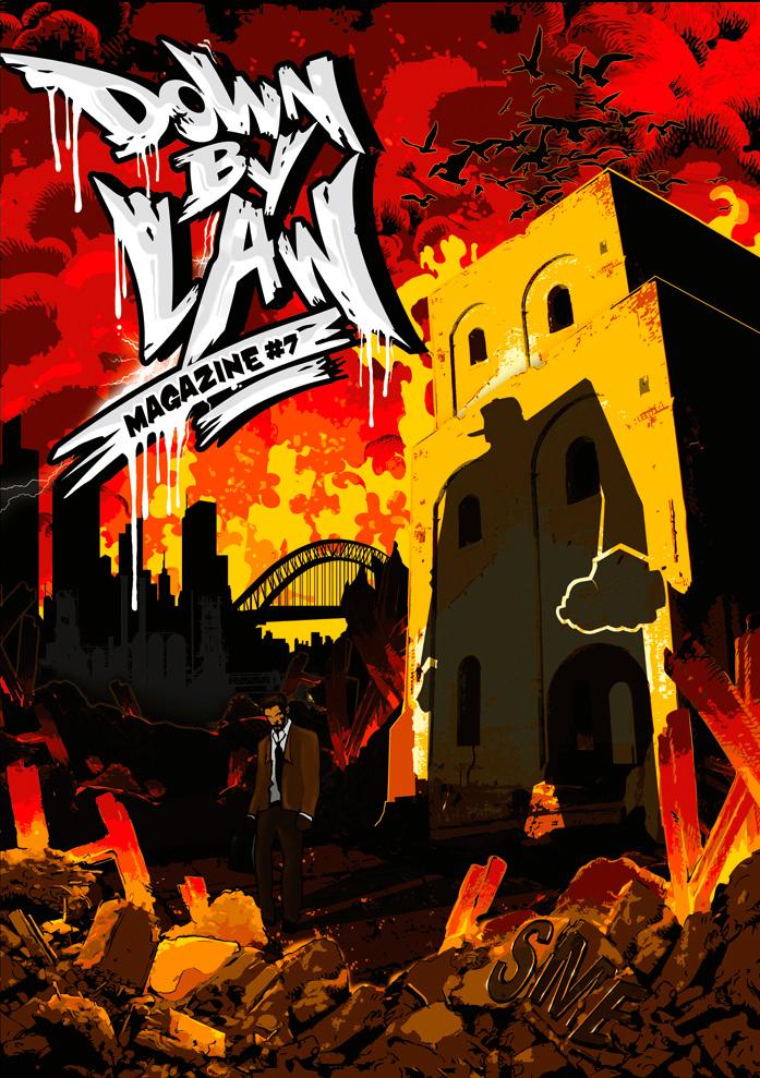 downbylaw_magazine_7_cover_graffiti