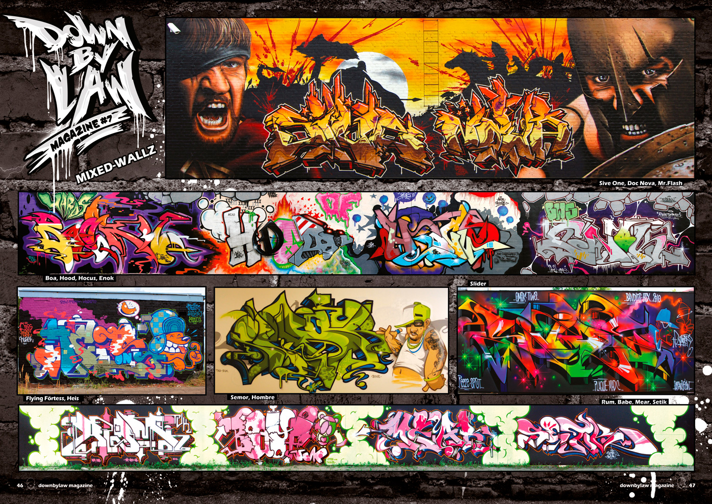 downbylaw_magazine_7_walls_graffiti
