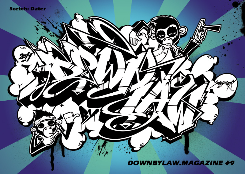 downbylaw_magazine_9_sticker_graffiti