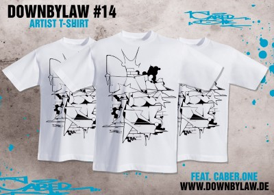 downbylaw_graffiti_caber_tshirt_blackbook1